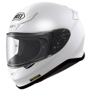 Shoei RF-1200 Helmet - Solid White / LG [Blemished - Very Good]