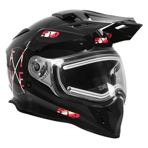 509 Delta R3L Ignite Snow Helmet - Electric Shield