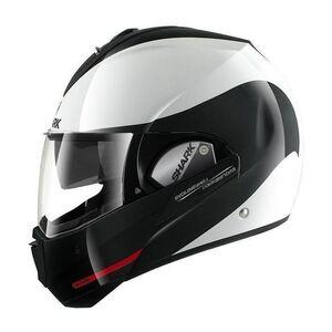 Shark Evoline 3 ST Hakka Helmet (XS) White/Black/Red / XS [Blemished - Very Good]