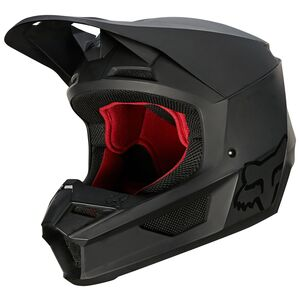 Fox Racing Youth V1 Matte Helmet - Solid