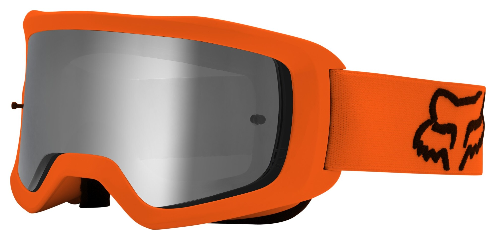 Fox Racing Youth Main II Race Goggles-Flo Orange