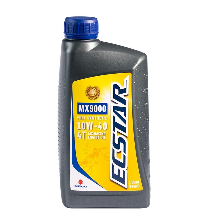Suzuki Ecstar MX9000 Full Synthetic Motocross Race Oil