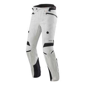 REV'IT! Poseidon 2 GTX Pants Silver/Black / LG (Tall) [Demo - Good]