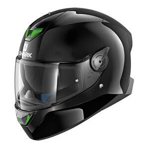 Shark SKWAL 2 Blank Helmet - Solid Black / MD [Demo - Good]