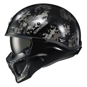Scorpion EXO Covert X DigiCamo Helmet