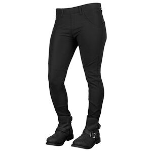 Speed and Strength Comin' In Hot Yoga Moto Pants Black / 10 [Blemished - Very Good]