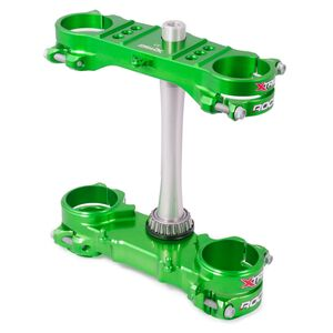 XTrig Rocs Tech Triple Clamps Kawasaki KX450 2019-2021
