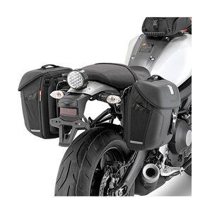 Givi TMT2128 Metro-T Multilock Saddlebag Racks Yamaha XSR900 2016-2020 Black [Open Box]