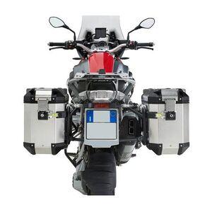 Givi PL5108CAM Side Case Racks BMW R1200GS / R1250GS / Adventure 2013-2020 Black [Previously Installed]