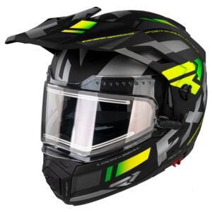 FXR Maverick Team Snow Helmet - Electric Shield