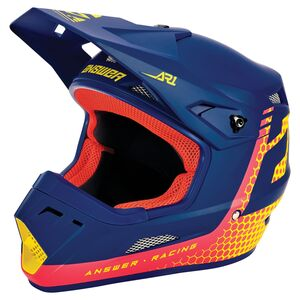 Answer Youth AR1 Charge Helmet Replacement Visor