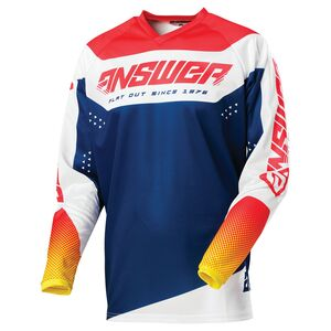 Answer Youth Syncron Charge Jersey