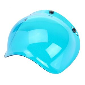Biltwell Bubble Anti-Fog Face Shield Blue [Open Box]