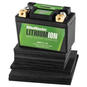 BikeMaster Lithium Ion 2.0 Battery BMP7L-FP