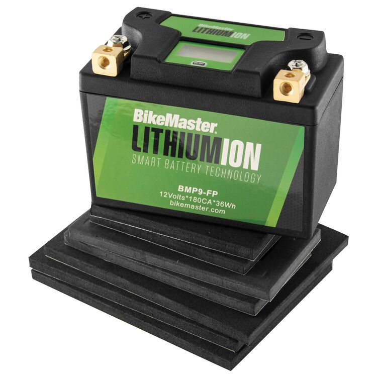 BikeMaster Lithium Ion 2.0 Battery BMP14B-FP
