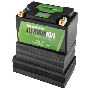 BikeMaster Lithium Ion 2.0 Battery BMP21-FP