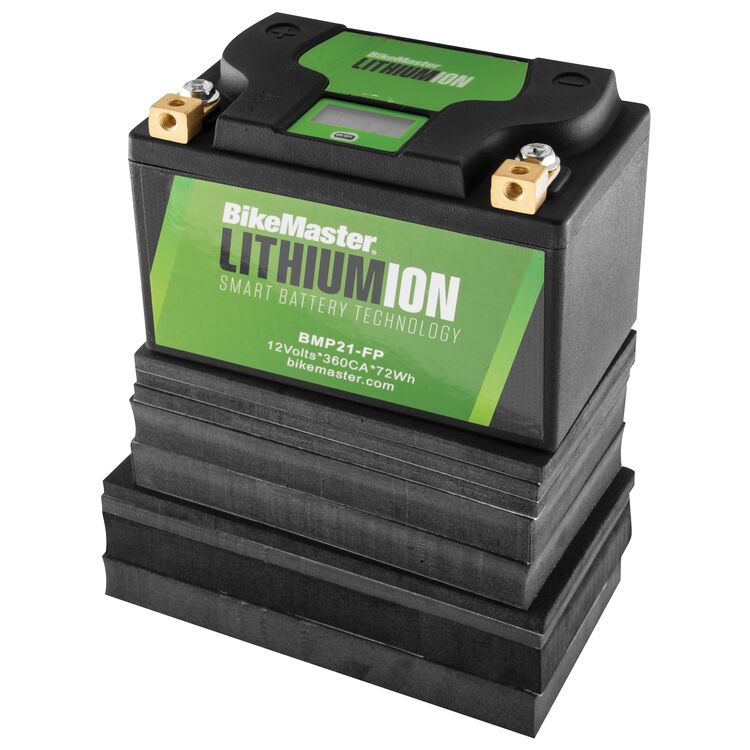 BikeMaster Lithium Ion 2.0 Battery BMP21-FP