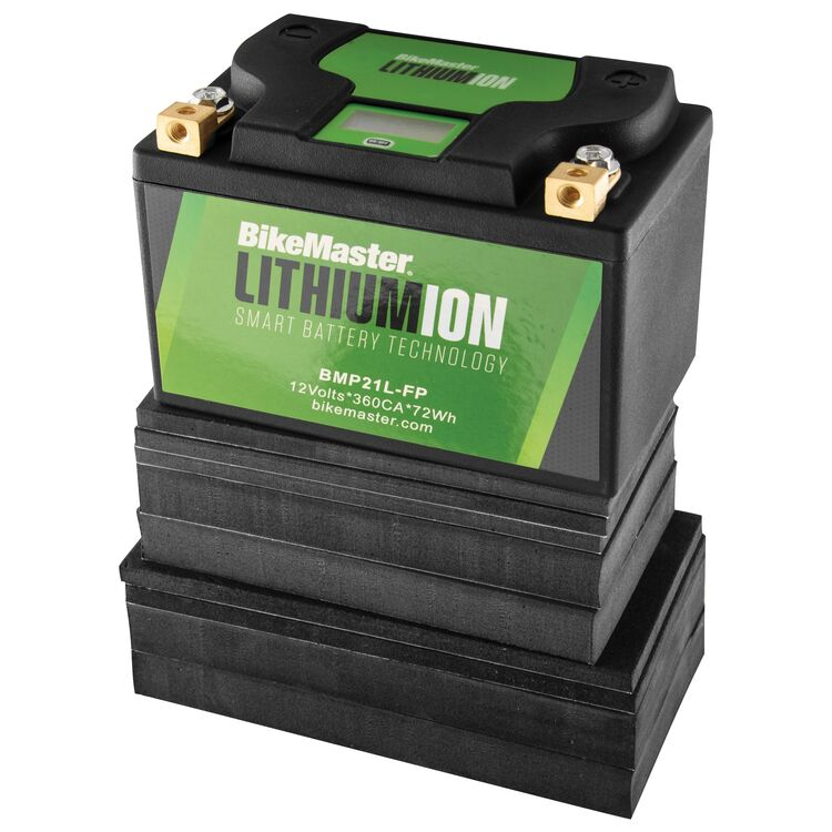 BikeMaster Lithium Ion 2.0 Battery BMP21L-FP