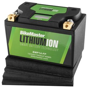 BikeMaster Lithium Ion 2.0 Battery