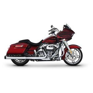 "Rinehart 4"" DBX 40 Slip-On Mufflers For Harley Touring"