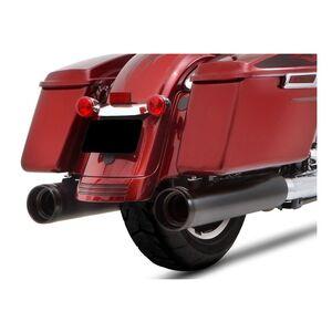 "Rinehart 4 1/2"" DBX 45 Slip-On Mufflers For Harley Touring"