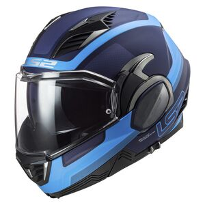 LS2 Valiant II Orbit Helmet