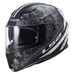 LS2 Stream Throne Helmet