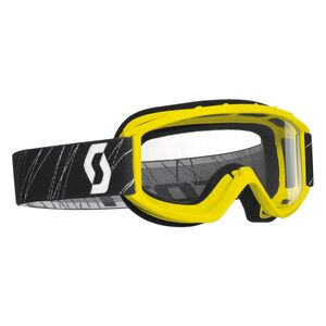 Scott Youth 89Si Goggles Yellow / Clear [Open Box]