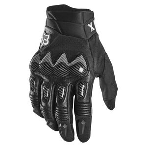 Fox Racing Bomber Gloves Black / MD [Blemished - Very Good]