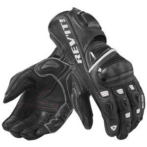 REV'IT! Jerez 3 Gloves Black/White / SM [Demo - Good]