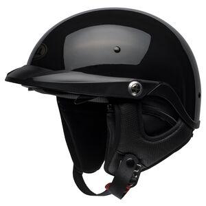Bell Pit Boss Helmet - Solid Black / MD [Demo - Good]