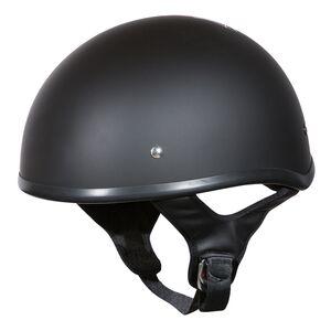 Street & Steel Open Road Helmet Matte Black / LG [Blemished - Very Good]