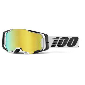 100% Armega Goggles - Mirrored Lens