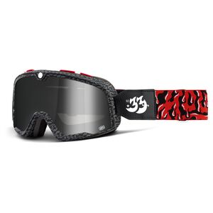100% Barstow House Industries Goggles - Mirrored Lens