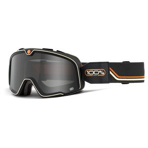 100% Barstow Team Speed Goggles - Mirrored Lens