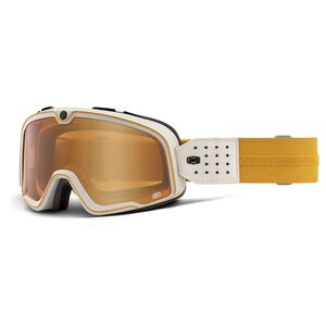 100% Barstow Oceanside Goggles - Mirrored Lens