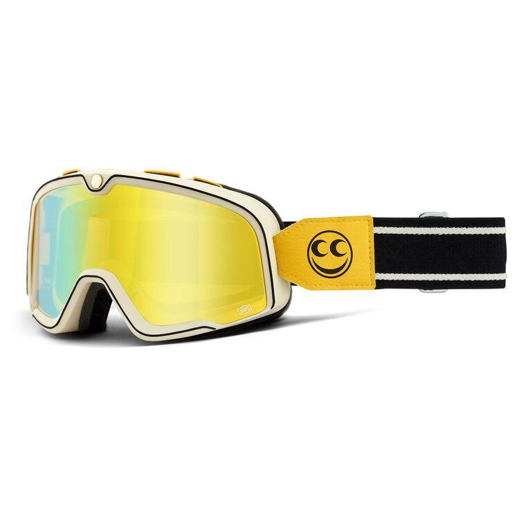 See See/Flash Yellow Mirror