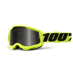 100% Strata 2 Sand Goggle