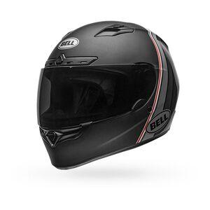 Bell Qualifier DLX MIPS Illusion Helmet Matte Black/Silver/White / XL [Blemished - Very Good]