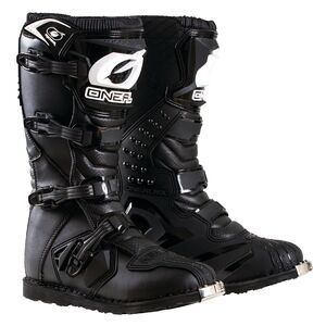 O'Neal Rider Boots Black / 13 [Open Box]