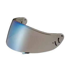 Shoei CW-1 Pinlock-Ready Spectra Face Shield Blue [Open Box]