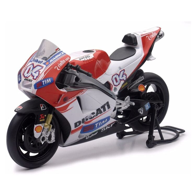 New Ray Toys Ducati Dovizioso #04 1:12 Model