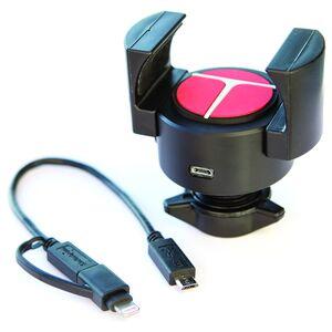TechMount Power TechGripper Stem Mount Kit Black [Open Box]