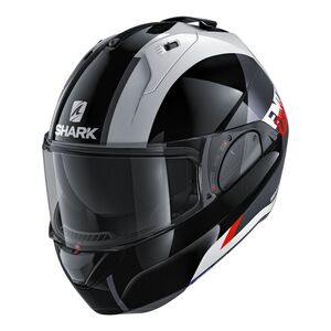 Shark EVO One 2 Endless Helmet Black/Grey/Red / 2XL [Demo - Good]
