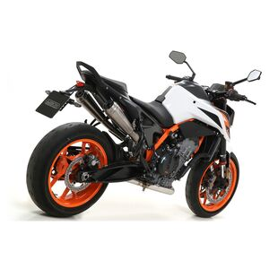 Arrow Pro-Race Dual Slip-On Exhaust KTM 890 Duke R 2020