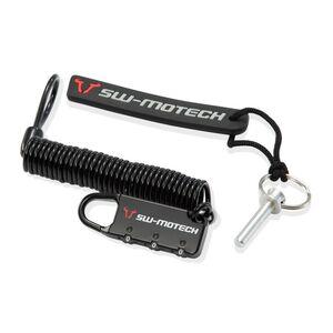 SW-MOTECH Quick-Lock EVO Tankring Anti-Theft Device