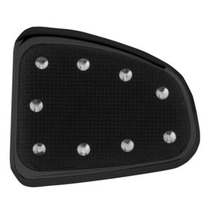 CycleSmiths Banana Boards Brake Pedal Cover For Harley 1984-2020 Black [Open Box]