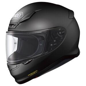 Shoei RF-1200 Helmet - Solid Matte Black / LG [Blemished - Very Good]
