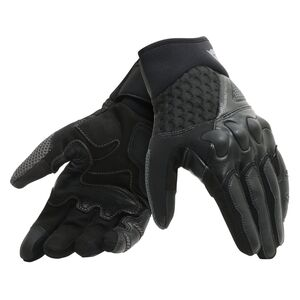 Dainese X-Moto Gloves Black/Anthracite / MD [Demo - Good]