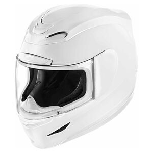 Icon Airmada Helmet - Solid White / 3XL [Blemished - Very Good]